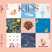 Коллекция Kids Adawall